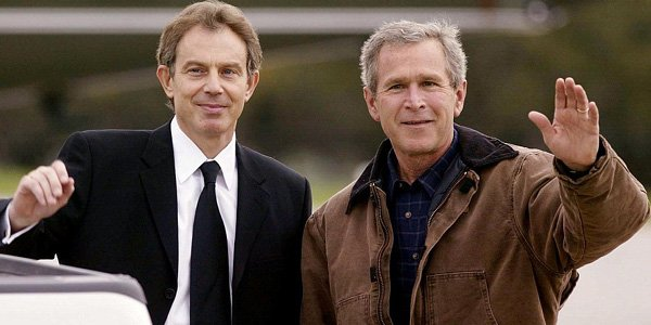 The Trial of Bush & Blair