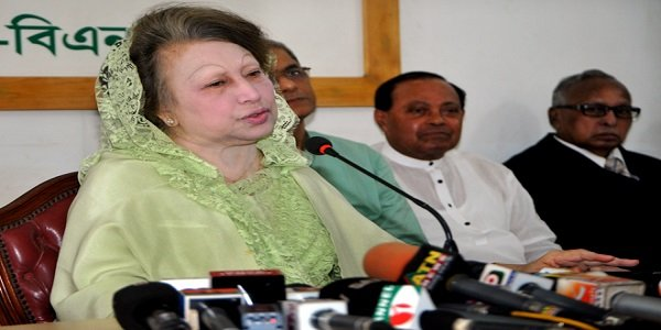 Khaleda calls for anti-terrorism unity