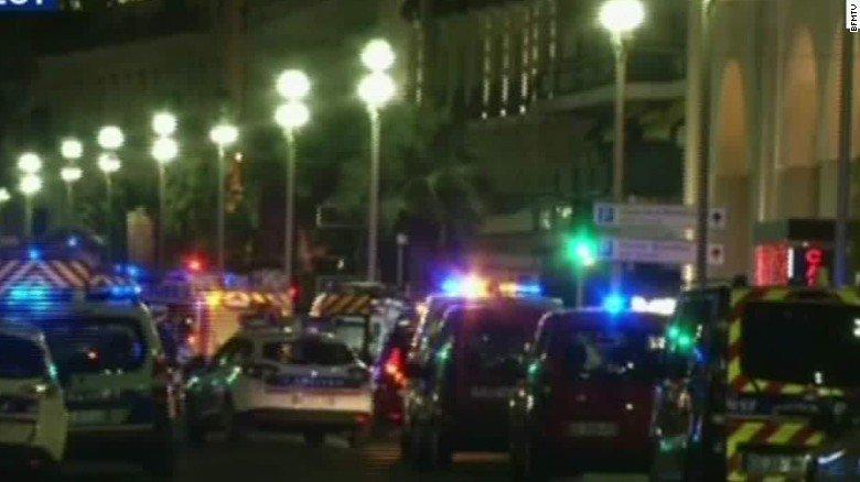 France attacker had 'fake rifles and grenades'