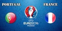 Euro 2016: France, Portugal to fight tactical battle