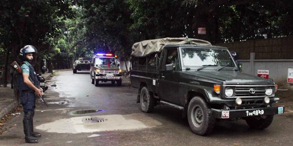Bangladesh hostage crisis apparently comes to an end