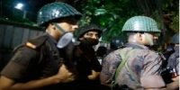 Militants kill 20 people after taking hostage at Bangladesh restaurant