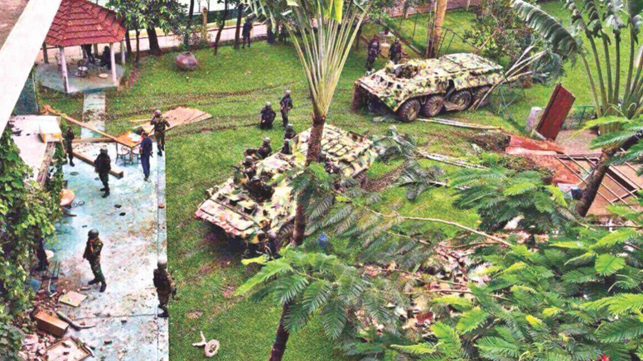 Dhaka attack planner named, bounty declared