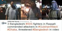 Jihadists' video threatens more attacks on Bangladesh