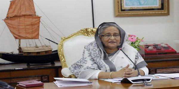 Hasina asks development planners to be far-sighted