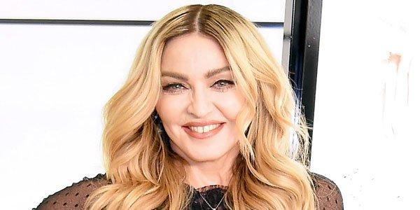 Madonna's surprise visit