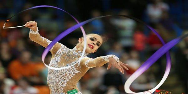 Bengal Tiger wins rhythmic gymnastics gold for Russia