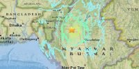 Earthquake jolts Bangladesh