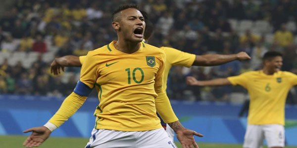 Neymar back in charge of Brazil ahead of Olympic semifinals
