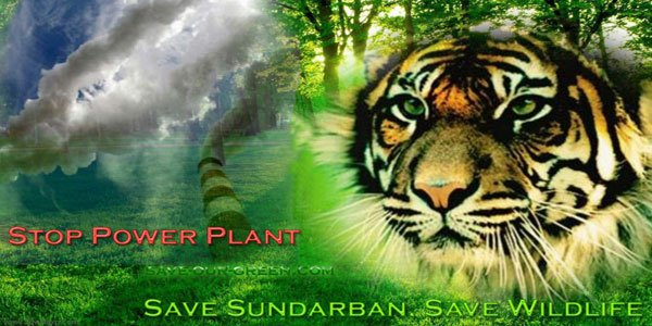 Bangladesh calls to save Sundarbans