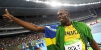 Bolt wins his eighth Olympics gold