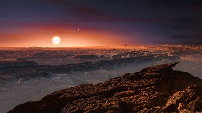 Scientists talks about another habitable world