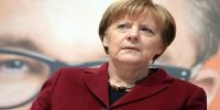 Merkel suffers set back in state polls
