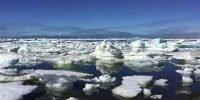 Second lowest minimum for Arctic ice