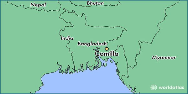 Five killed in Comilla road crash