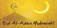 Eid-al-Adha on September 13