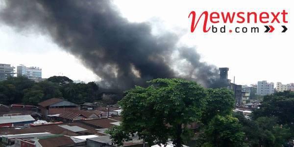 Bangladesh factory fire kills 24