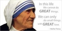 Vatican ceremony to declare Mother Teresa a saint
