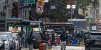 Five people in custody over New York blast