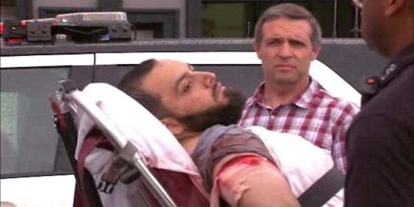 New York bombing suspect in custody after shootout