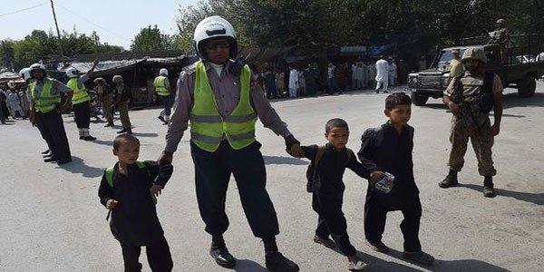 Pakistan courthouse attack kills 11