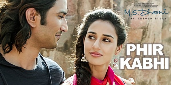 Dhoni's romantic side revealed in 'Phir Kabhi'
