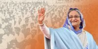 Hasina vows to free Bangladesh from hunger, poverty