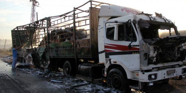 US holds Russia responsible for deadly attack on Syria aid convoy