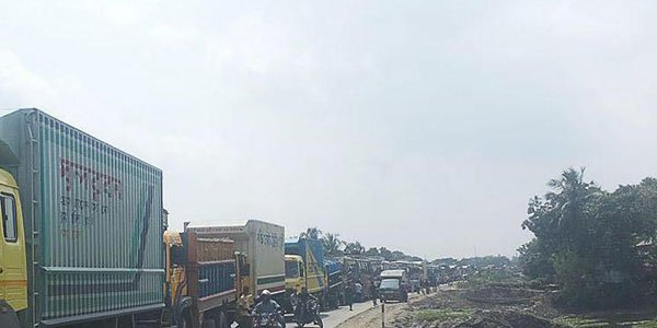 Gridlock on highways ahead of Eid