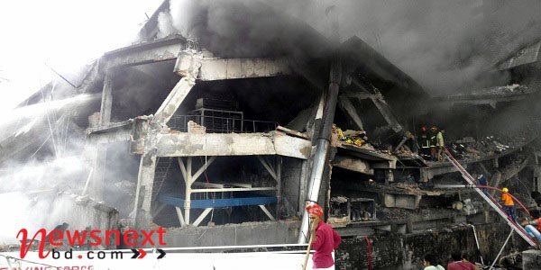 Bangladesh factory fire death toll rises to 38