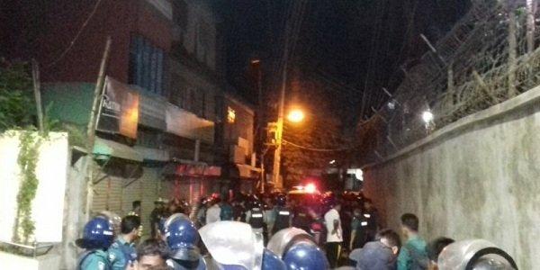 Bangladeshi police kill suspected militant