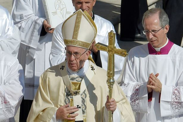 Vatican declares Mother Teresa a saint