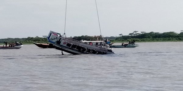Death toll rises to 18 in Bangladesh ferry accident
