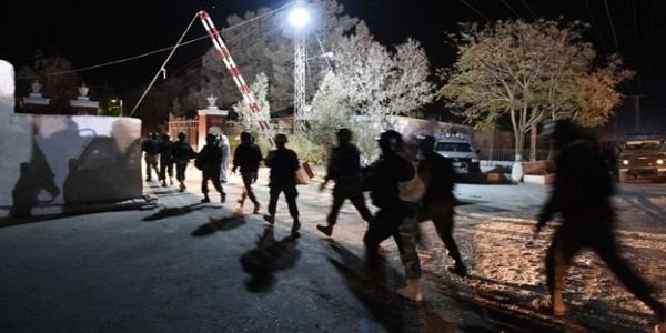 Dozens killed after Pakistan police academy attacked