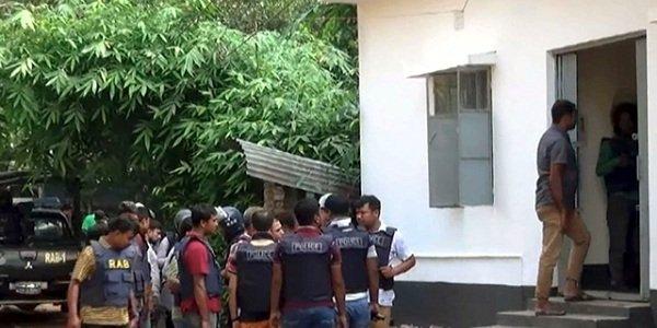 Six suspected militants identified