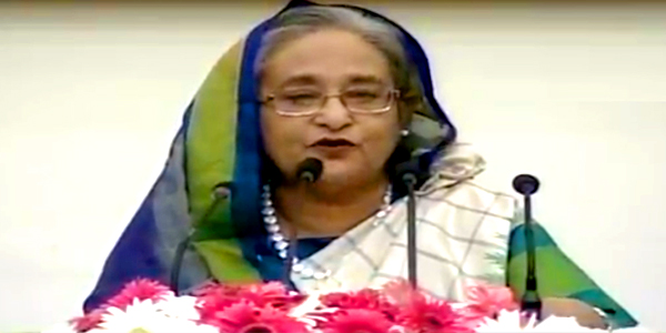 Liton's killers must be punished, Hasina says