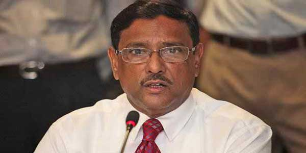 Obaidul Quader to return home Wednesday