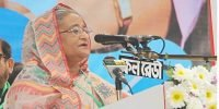 Hasina asks party-men to work hard for third consecutive election victory