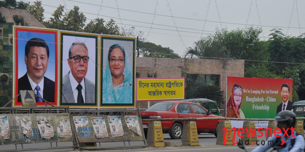 Bangladesh China relations