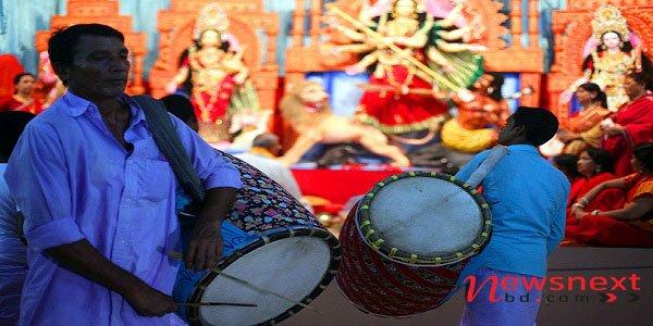 Durga Puja begins