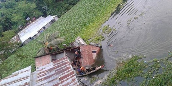 Six killed as building collapsed in Rangamati