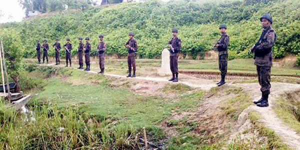 Myanmar guards abduct two Bangladesh nationals