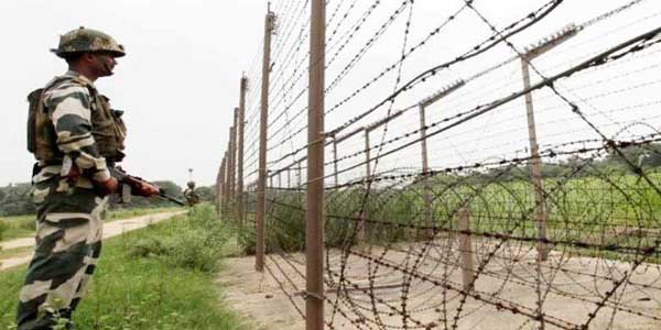 Bangladeshi man killed in border