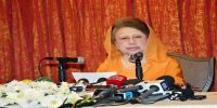 Khaleda for political consensus over formation of election commission