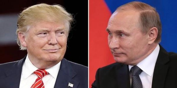 Trump, Putin to 'try to mend ties'