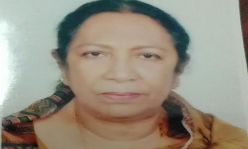 Zahira Rahman passes away