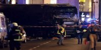Lorry attack in German festive market kills 12