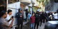 Bangladesh captures suspected Islamist militants