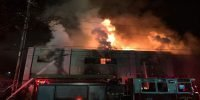 Nightclub fire kills 40 in California