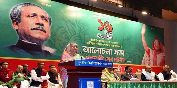 Hasina asks BNP to shun the path of playing tricks